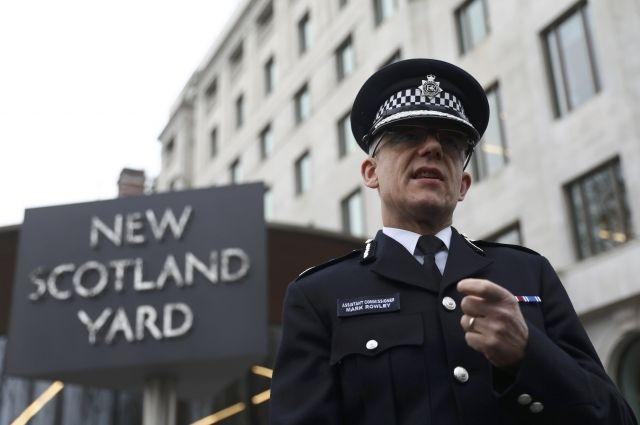 Скотланд-Ярд назвал число жертв  ипострадавших при теракте встолице Англии