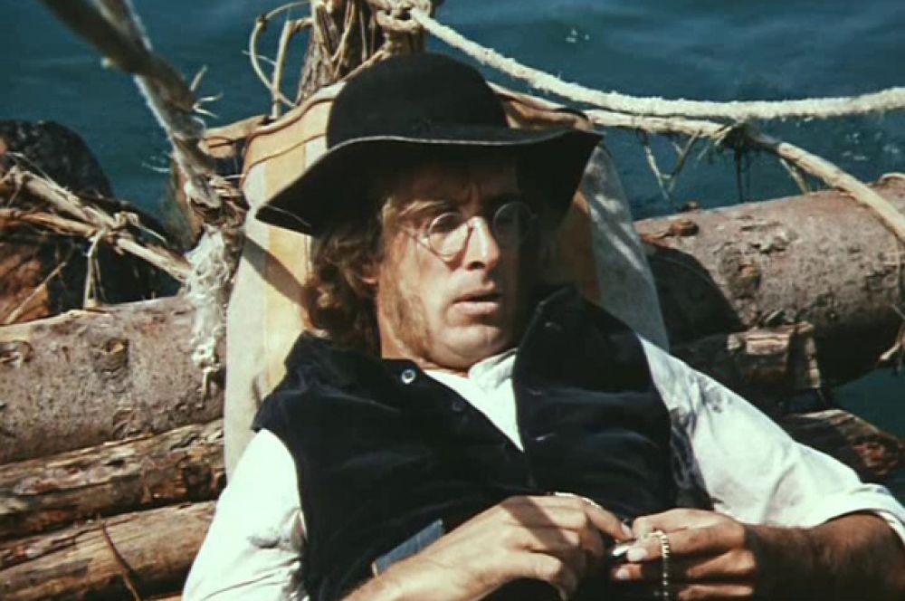 Жак Паганель в картине «В поисках капитана Гранта», 1985 год.