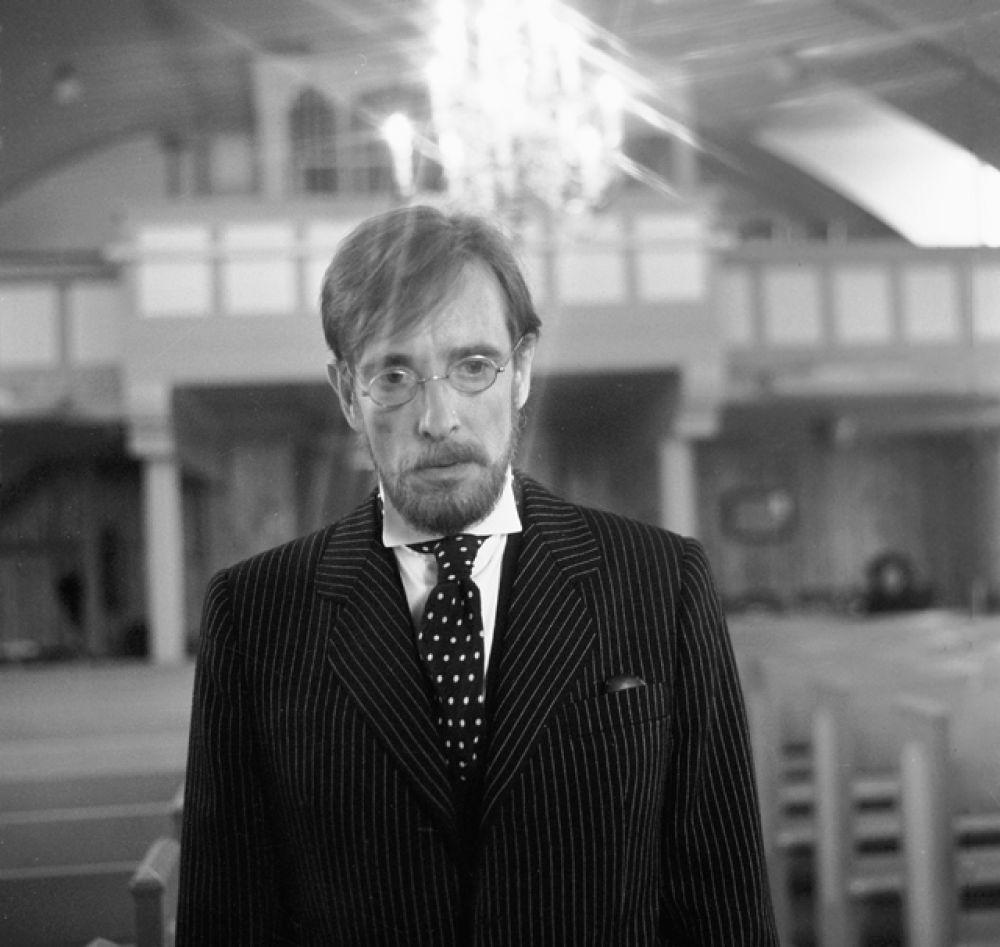 Томас Стокман в из фильме «Враг респектабельного общества», 1987 год.