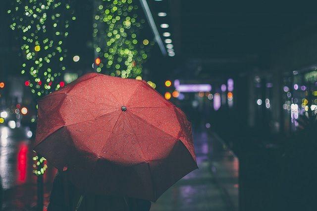 Первый дождь в 2017 году будет сопровождаться похолоданием и ветром.