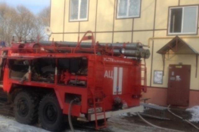 При пожаре вПермском крае едва непогибли 8 детей