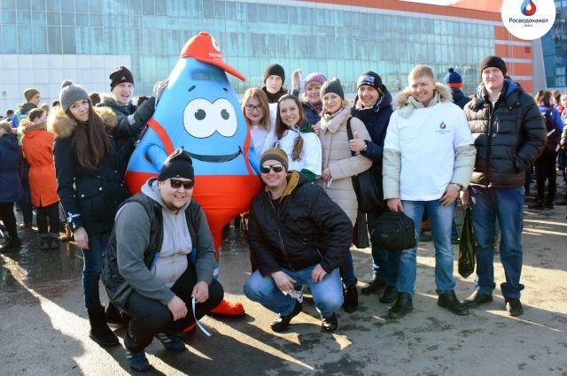 Группа компаний «Росводоканал» — крупнейший в России частный оператор централизованных систем водоснабжения и водоотведения.
