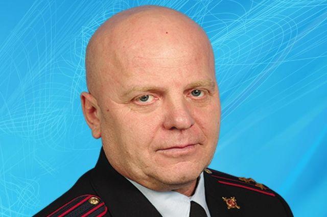 Начальник ГИБДД закончил легендарную омскую высшую школу милиции.