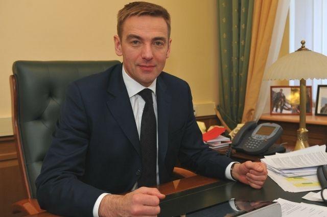Тулу посетил замминистра индустрии иторговлиРФ Виктор Евтухов
