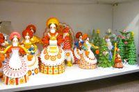 Омские игрушки, возможно, станут конкурентами традиционной дымковской или городецкой.