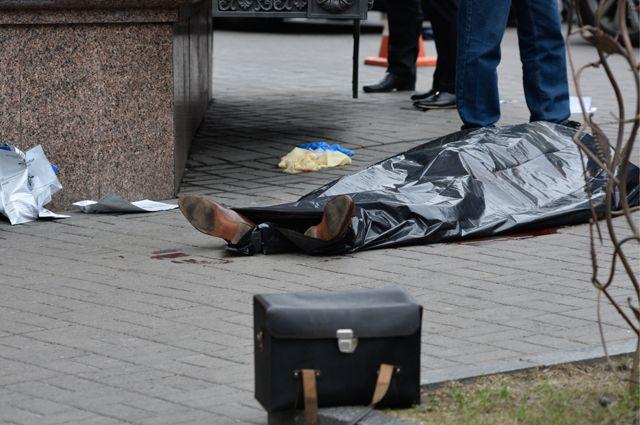 У убийцы Вороненкова были документы гражданина Украины