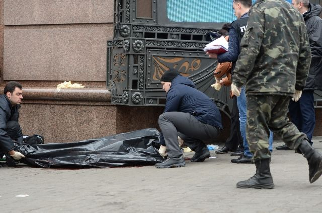 Убийца Вороненкова был участником добровольческого батальона