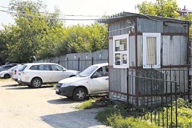 Прокурорская проверка выявила нелегальные автомобильные стоянки вКировском районе Самары