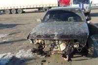 Угнанный автомобиль.