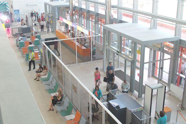 Аэропорт Волгограда переходит на новейшую схему работы