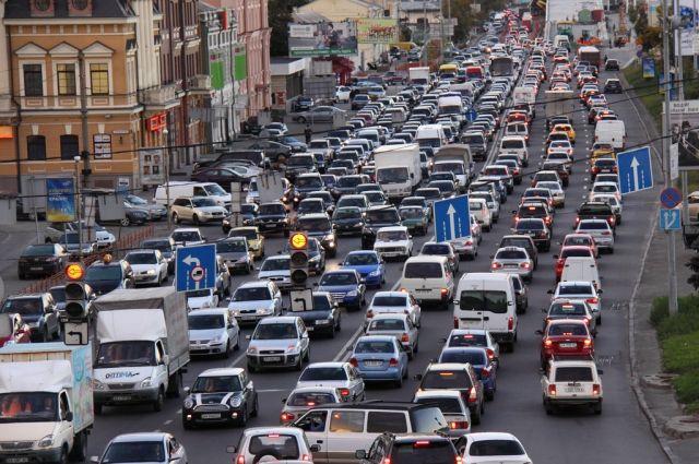 Всередине зимы импорт легковых авто в государство Украину вырос на85%
