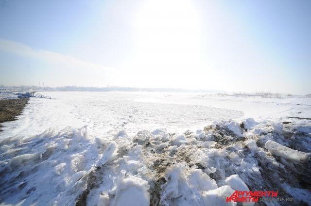 Буферный пруд - это застывшее озеро.