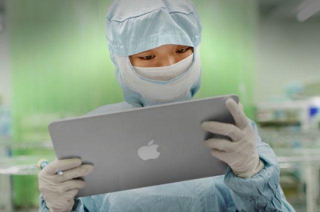 Apple выпустит аксессуары, превращающие iPhone и iPad в ноутбук