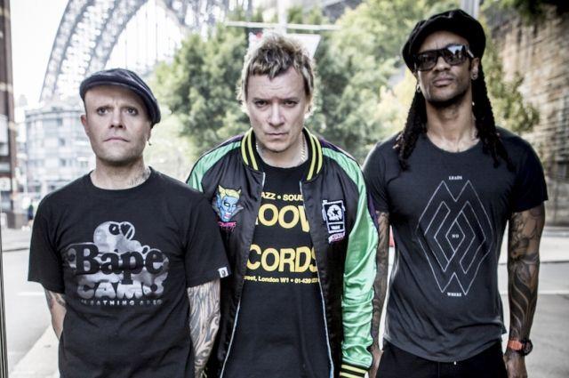 Группа The Prodigy стала хедлайнером украинского фестиваля