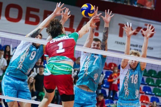 В субботу 25 марта состоится важнейшая игра для красноярской волейбольной команды.