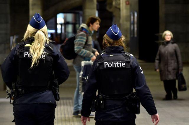 В Антверпене водителя, выехавшего на пешеходную зону, обвинили в терроризме