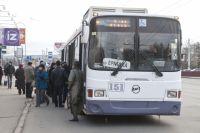 ДТП произошло на остановке общественного транспорта.