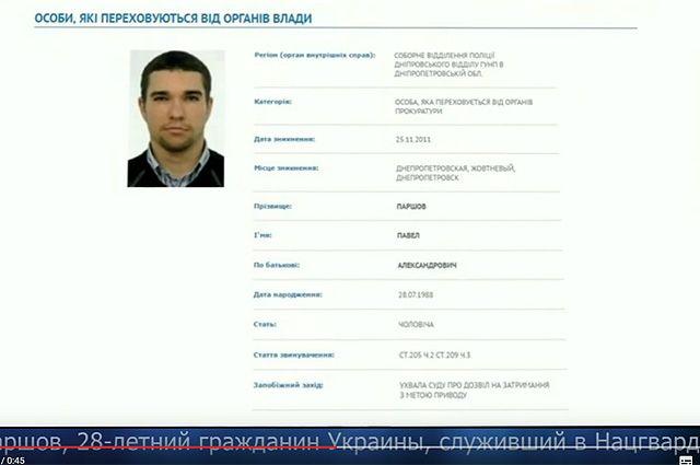 Павел Паршов.