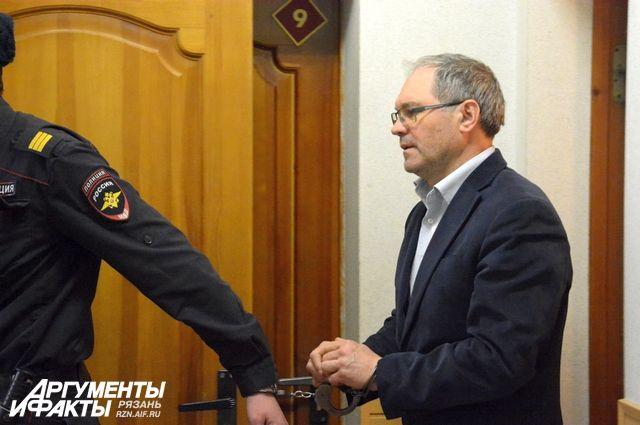 Бывший чиновник Сергей Солодов.