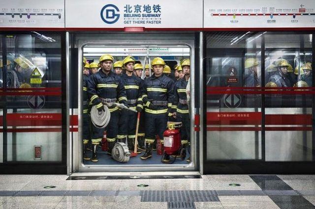 Встолице Китая появится линия метро споездами без машинистов