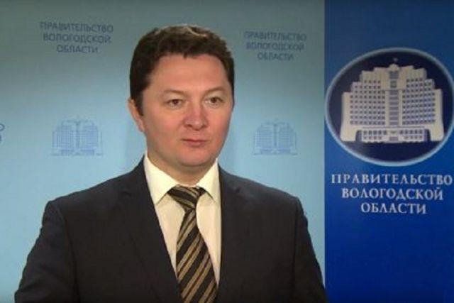 Алексей Шерлыгин покинул пост первого зама вологодского губернатора
