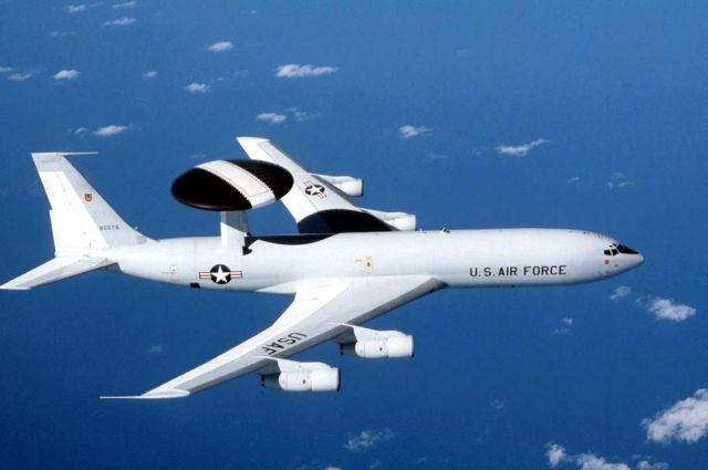 Военный самолет Франции провел оперативную разведку у русских границ