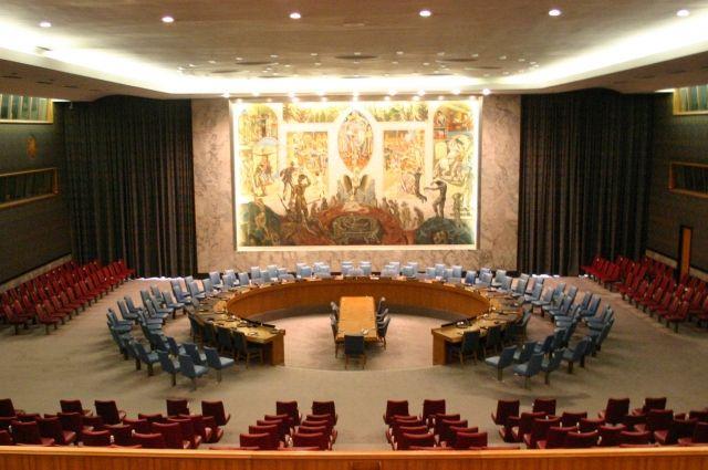 РФ и КНР внесли в СБ ООН проект резолюции против химоружия в Сирии и Ираке