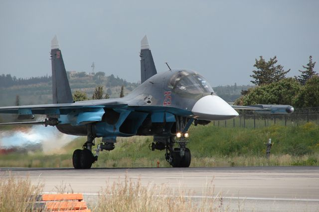 Россия и США отметили отсутствие серьезных инцидентов в небе над Сирией
