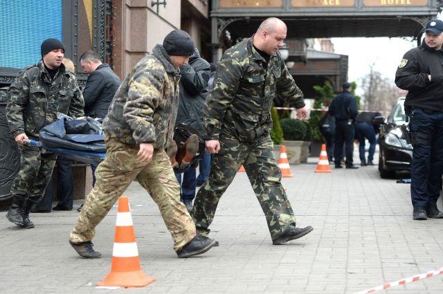 Убийцу Вороненкова уволили из Нацгвардии за нарушение контракта