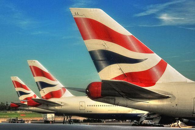 British Airways будет пропускать пассажиров всамолет без паспортов