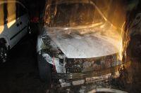 Причины возгораний автомобилей устанавливаются.