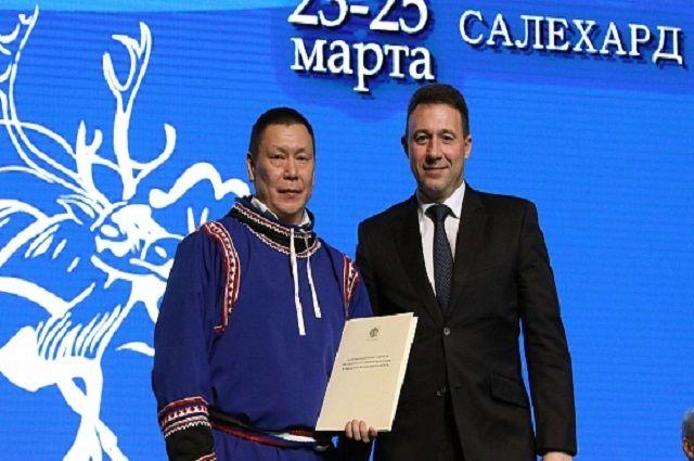 Григорий Ледков вновь избран президентом Ассоциации КИМН Севера, Сибири и Дальнего Востока.