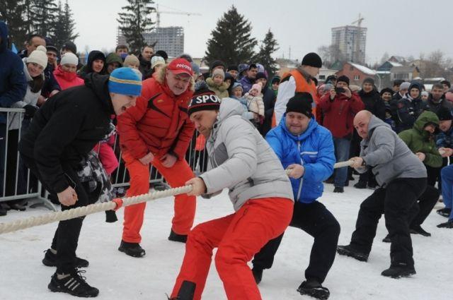Участники соревновались в разных дисциплинах.