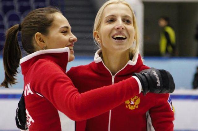 Российские керлингистки впервые в истории вышли в финал ЧМ