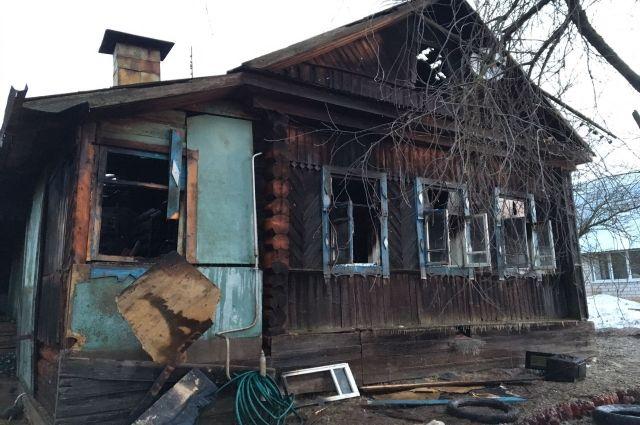 ВТверской области двое молодых парней погибли напожаре