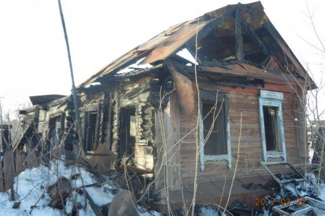 Дом, в котором все произошло.
