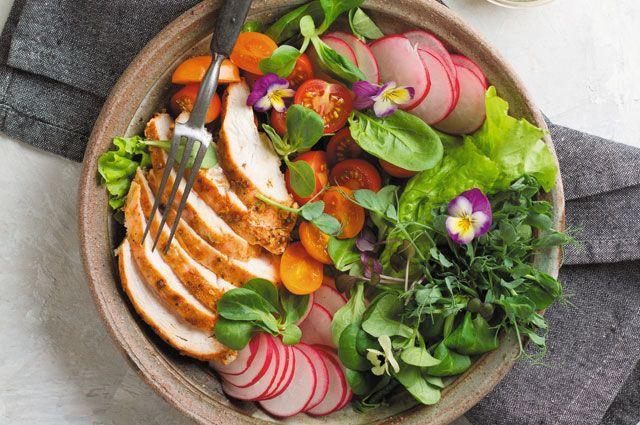 полезная еда для похудения на каждый
