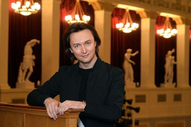 Вячеслав Стародубцев - новый главреж оперного