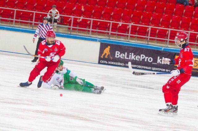 Енисей стал бронзовым призёром чемпионата страны.