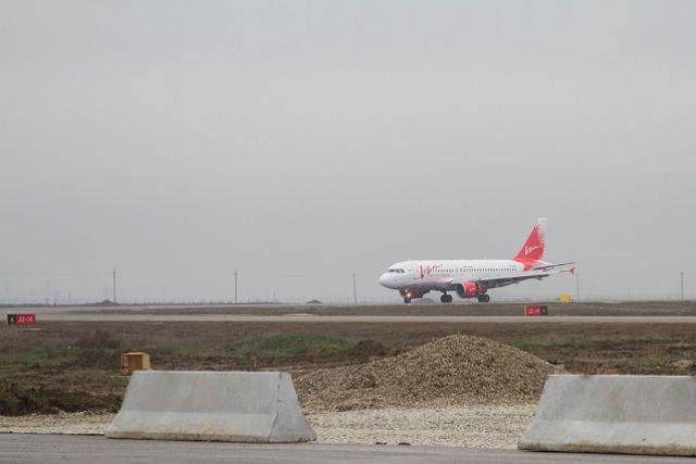 Три пассажирских самолета из столицы несмогли сесть ваэропорту Махачкалы