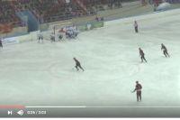 Финал чемпионата России по хоккею с мячом.