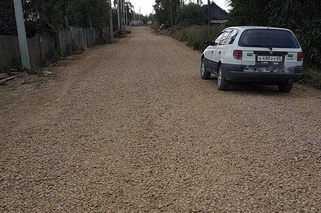 В столице Кузбасс отремонтируют дороги в частном секторе.