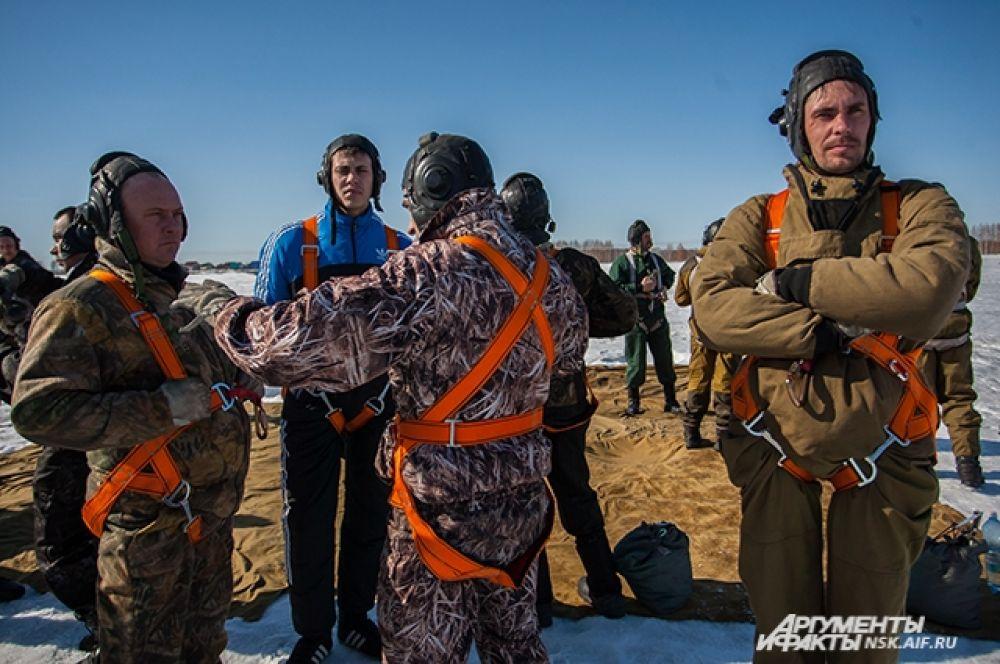 В этом году в рядах спасателей пополнение - пять новых членов команды
