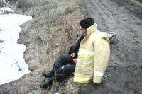 Благодаря оперативному звонку  мужчину удалось спасти.