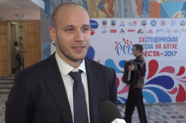 Александр Локтев.