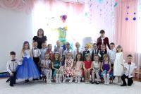 Воспитанники детского сада №181 ОАО «РЖД» г. Новоалтайска.