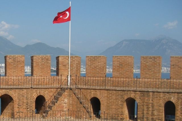 Турция готова принимать русских туристов повнутренним паспортам