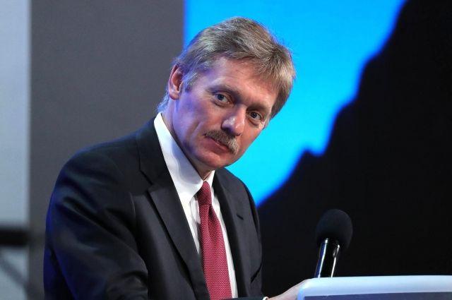 Песков не исключил участие подростков в несанкционированной акции за деньги