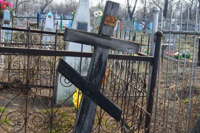 Родные высказали предположение, что их бабушку похоронили как безродную.