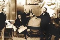 Кто был президентом в россии в 1867 году